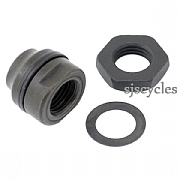 Shimano FH-RM65 Rear Right Lock Nut Unit - Y3CT98020