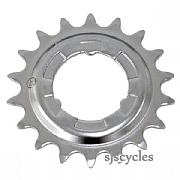 Shimano 18T Sprocket for Nexus Geared Hubs - Silver - 322 0342