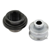 Shimano Deore XT FH-M785 Rear Left Lock Nut, Cone & Dust Cover - M14 - Y3TG98040