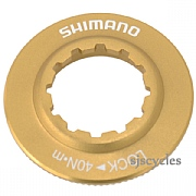 Shimano Saint FH-M810 Rear Left Lockring & Washer - Y3D498100