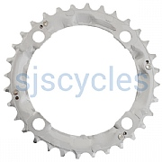 Shimano Deore FC-M510 104mm BCD 4 Arm Middle Chainring - 32T