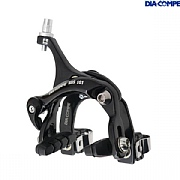 Dia-Compe BRS101 Front Track Frame Brake - 25 mm Clamp Fitting - Black