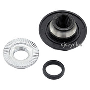 Shimano WH-RS21-CL-F Front Lock Nut Unit - Y49U98020