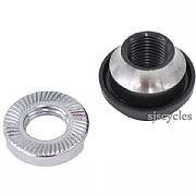 Shimano WH-RS21-CL-R Rear Right Lock Nut Unit - Y49V98020