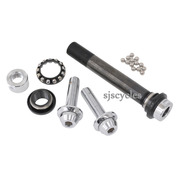 Shimano DXR FH-MX71 Rear Hub Axle Assembly - Y3DW98010