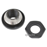 Shimano Deore FH-M595 Rear Right Lock Nut Unit - Y3SW98020