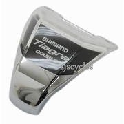 Shimano Tiagra ST-4600 Name Plate & Fixing Screw - Left - Y6UN98020