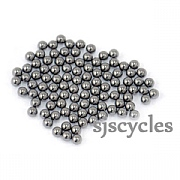 "Shimano PD-M324 Steel Ball Bearings 3/32"" - 62pcs - Y41N98030"