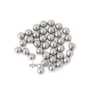 Shimano WH-R600-R Steel Ball Bearings 5/32 Inch - 34pcs - Y4BR98130
