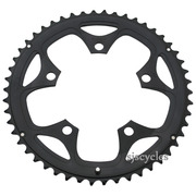 Shimano Sora FC-3550 110mm BCD 5 Arm Outer Chainring - Black - 50T-F