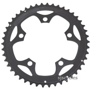 Shimano Sora FC-3550 110mm BCD 5 Arm Outer Chainring - Black - 46T-F