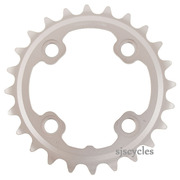 Shimano Deore XT FC-M785 64mm BCD 4 Arm Inner Chainring - AM Type - 24T