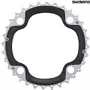 Shimano Deore XT FC-M780 104mm BCD 4 Arm Middle Chainring - AE Type - 32T