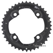 Shimano SLX FC-M675 104mm BCD 4 Arm Outer Chainring - 40T-AJ