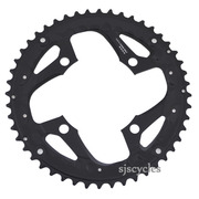 Shimano SLX FC-M670 104mm BCD 4 Arm Outer Chainring - AL Type - 48T - For Chainguard