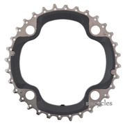 Shimano SLX FC-M670 104mm BCD 4 Arm Middle Chainring - 32T-AE
