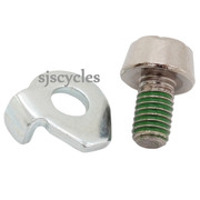 Shimano Sora RD-3500 Cable Fixing Plate & Bolt - Y5Y498020