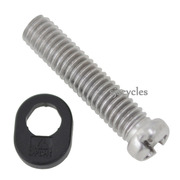 Shimano Saint RD-M810 Stroke Adjust Screws & Plate - M4 x 18mm - Y5WN98020