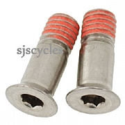 Shimano SLX RD-M662 Tension & Guide Pulley Bolt Set - Y5WM98050