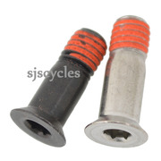 Shimano Deore RD-M592 Tension & Guide Pulley Bolt Set - Y5X798040