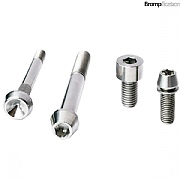 Brompfication Titanium Bolt Set
