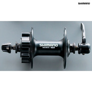 Shimano HB-M475 6 Bolt Disc Front Hub - Black - 32 Hole