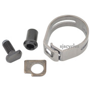Shimano Dura-Ace Di2 ST-7970 Clamp Band Unit - 23.8mm to 24.2mm - Y6RX98090