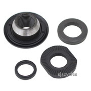 Shimano WH-MT15-F Front Left Lock Nut Unit - Y4FL98030