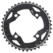 Shimano Deore FC-M612 96mm BCD 4 Arm Outer Chainring - AN Type - 40T