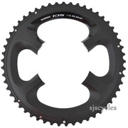 Shimano 105 FC-5800 110mm BCD 4 Arm Outer Chainring - Black - 53T-MD
