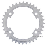 Shimano 105 FC-5800 110mm BCD 4 Arm Inner Chainring - MB Type - Silver - 36T