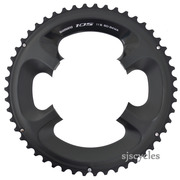 Shimano 105 FC-5800 110mm BCD 4 Arm Outer Chainring - MA Type - Black - 50T