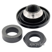 Shimano WH-R501-R Rear Left Lock Nut Unit - Y4SK98060