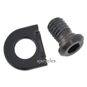 Shimano XTR RD-M9000 Cable Fixing Bolt & Plate - M6 x 9.2mm - Y5PV98080