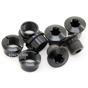 Shimano Deore XT FC-M785 Double Gear Fixing Bolt & Nut Set - M8 x 7mm - Y1ML98010