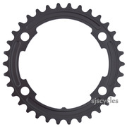 Shimano 105 FC-5800 110mm BCD 4 Arm Inner Chainring - Black - 34T-MA