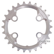 Shimano XTR FC-M9000 64mm BCD 4 Arm Inner Chainring - AT Type - 26T