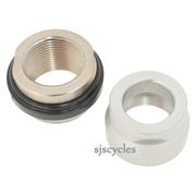 Shimano XTR FH-M9010 Rear Left Lock Nut, Cone & Dust Cover - M16 - Y38L98030