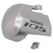 Shimano 105 ST-5800 Name Plate & Fixing Screws - Left - Y01G98030