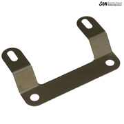 SON Stainless Angled Rack Bracket for Busch & Muller Rear Reflector 313/3Z
