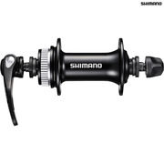 Shimano HB-RS505 Centre Lock Disc Front Hub - Black - 32 Hole