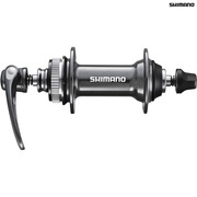 Shimano HB-CX75 Centre Lock Disc Front Hub - Grey - 28 Hole