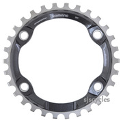 Shimano Deore XT FC-M8000 96mm BCD 4 Arm SM-CRM80 Single Chainring - 30T