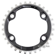 Shimano Deore XT FC-M8000 96mm BCD 4 Arm SM-CRM80 Single Chainring - 32T