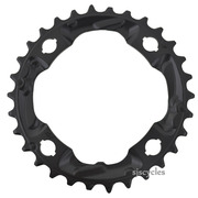 Shimano Alivio FC-M4000 96mm BCD 4 Arm Middle Chainring - 30T-AX
