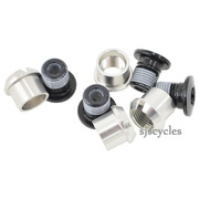 Shimano Deore XT FC-M780 Double Gear Fixing Bolt & Nut Set - A Type - M8 x 9.1mm - Y1MM98090