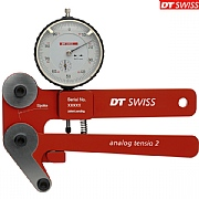 DT Swiss Proline Analogue Spoke Tension Meter - Red