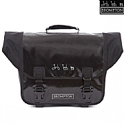 Brompton O Bag By Ortlieb - Black - 20 Litre