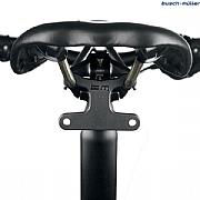 a7428d2cbff Busch   Muller Rear Light Saddle Mount Adapter - 50 mm