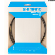 Shimano Deore SM-BH90 Straight Connection Hydraulic Disc Brake Hose - Black - Rear 1700mm